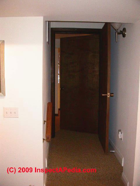 Sound Control for Doors & Doorways. Flanking sound transmission ...