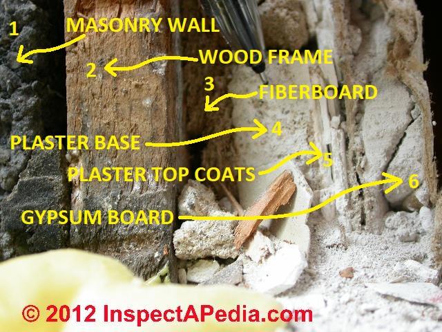 Plaster Types In Buildings Plaster Ceilings Amp Plaster