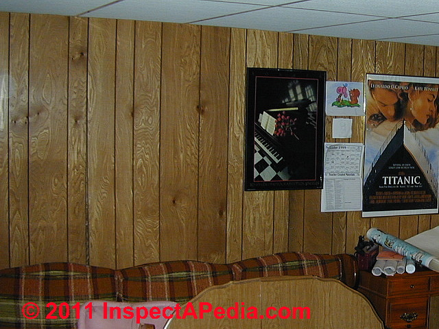 Interior Wall Coverings Amp Finishes How To Identify Types