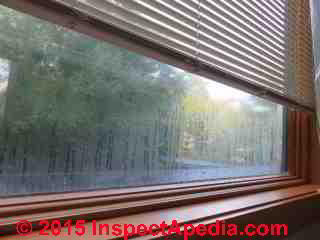 Window Condensation Cause Cure Prevention Resistance Ratings