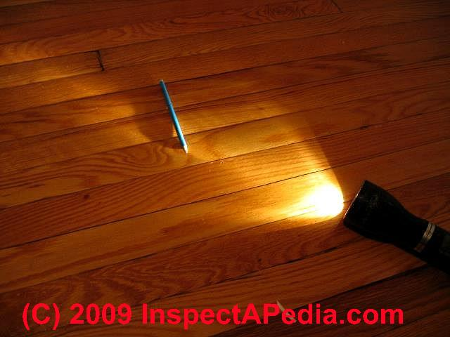 Wood Floor Types Damage Diagnosis Repair Damaged Wood Floors