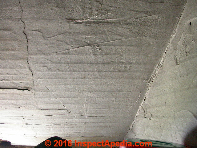 Asbestos Content In Plaster Some