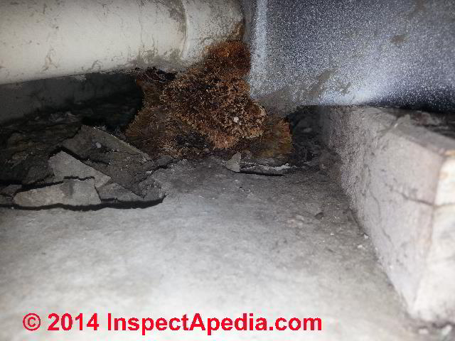 Mold On Plaster Ceilings Amp Walls Mold On Plastic Surfaces