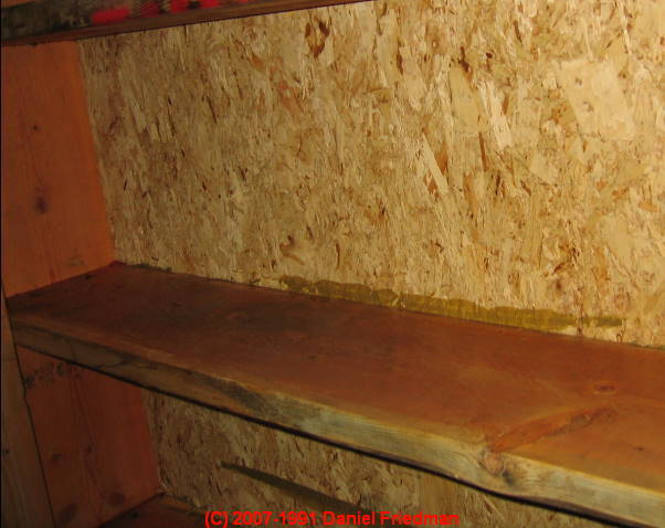 how to clean surface mold