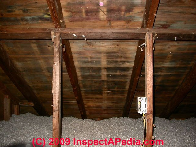 Hidden Mold In Building Framing Or Sheatyhing How To