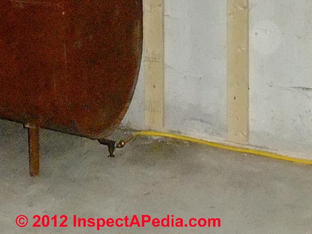 Oil Burner Piping Leak Causes