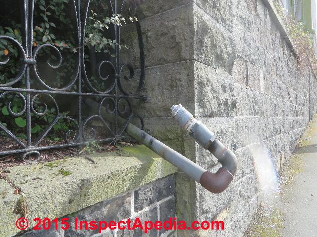 Oil Tank Fill & Vent Piping Installation & Inspection
