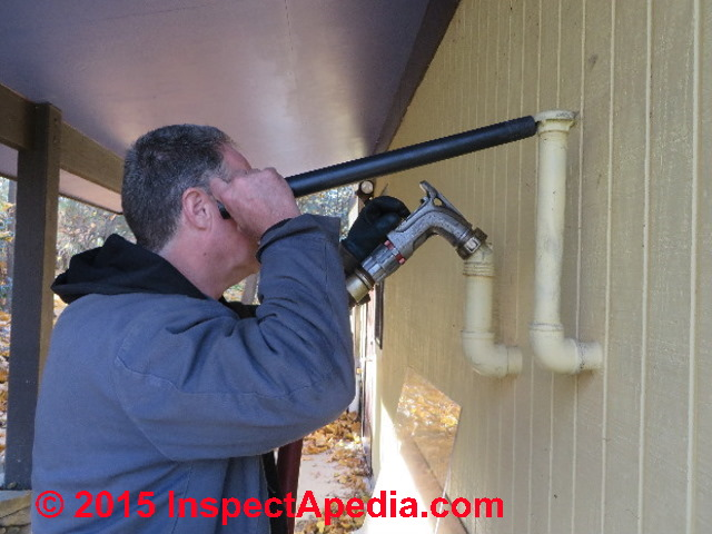 Oil Tank Fill Amp Vent Piping Installation Amp Inspection