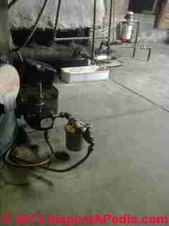 Oil Line air leak diagnosis (C) InspectApedia