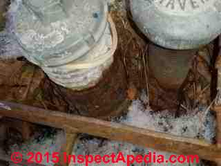 Il Tank Filler Or Vent Piping Rust Damage Amp Leaks