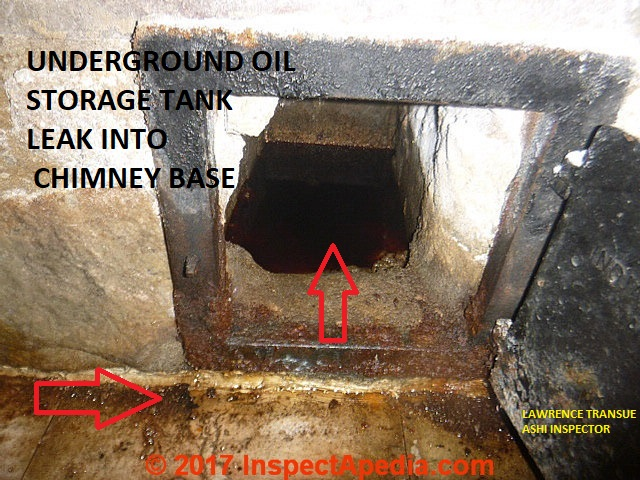 Oil Tank Fill & Vent Piping Installation & Inspection