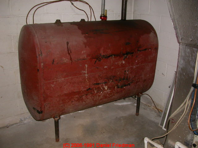Oil Storage Tank Life Expectancy How Long Does An Oil
