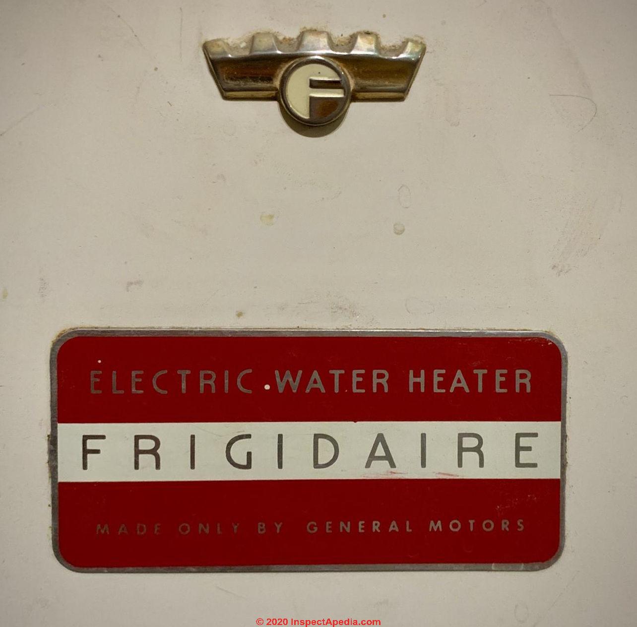 Rheem Contact, Water Heater Age Serial Number Decoder