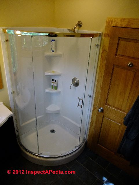 Bathtubs & Showers: Choices and pros/cons of Types of Bath Tubs ...