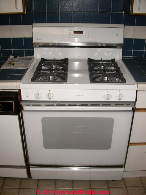 How To Convert A Gas Appliance From Lp To Natural Gas