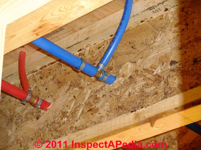 Pex Tubing Amp Piping Cross Linked Polyethylene Pex Piping