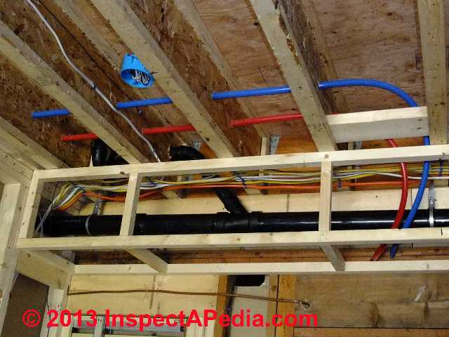 Pex tubing piping cross linked polyethylene pex piping for Pex vs copper water pipes