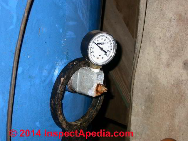 Water Pressure Gauge Installation Guide