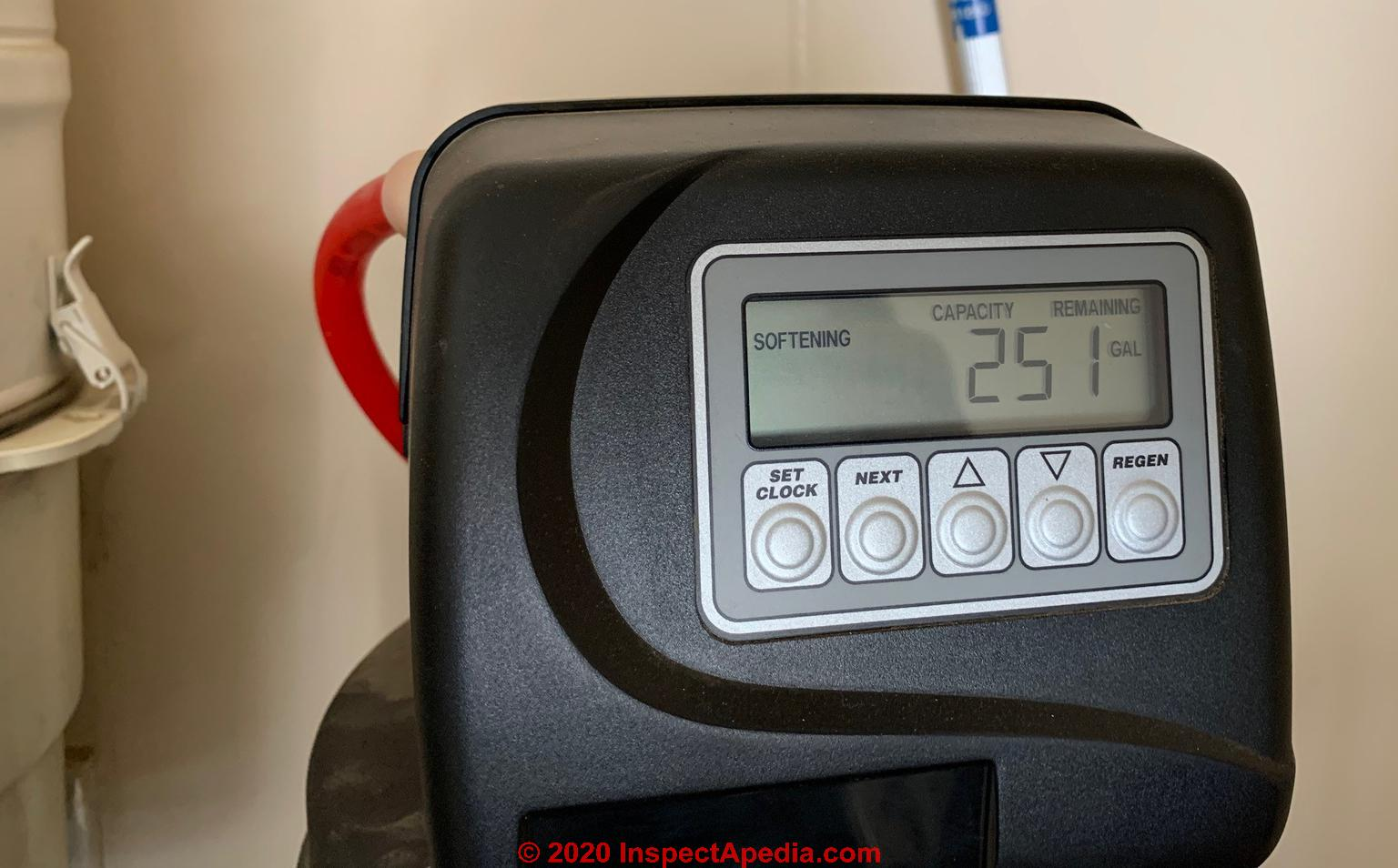Water Softener Identification How To Identify The Brand Model Of