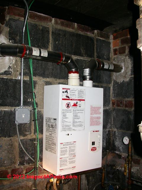 Bosch Tankless Water Heater Low Pressure Tankless Water