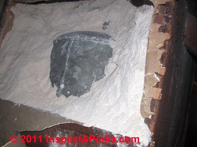 Water Tank Asbestos : Antique attic water tanks vs solar heaters