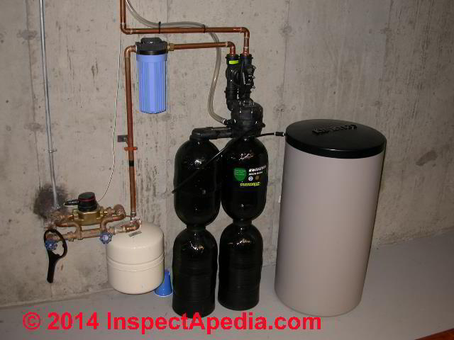 kinetico water softener installation manual