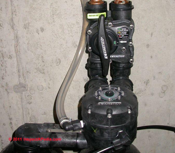 Water Softener Bypass Valve Operation  U0026 Repair Guide