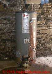 wiring oil furnace hot water how to find the age of a hot water heater heating furnace