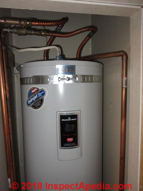 Bradford White Water Heater Age Amp Bradford White Water