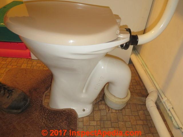 Antique & Historic Toilets
