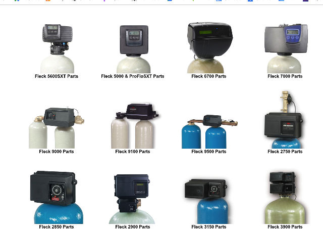 Water Softener Identification How to identify the brand & model of