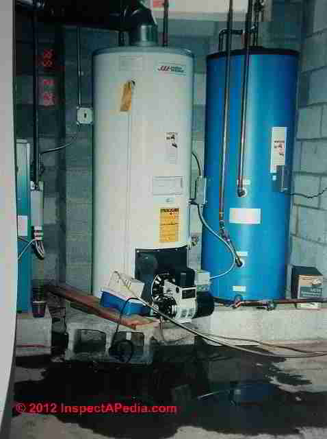 Double_Water_Heaters209 DFcs how to fix a hot water heater diagnostic & repair procedures Water Heater Amps at n-0.co