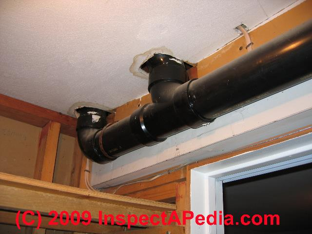 Abs Black Plastic Pipe In Buildings Properties Uses