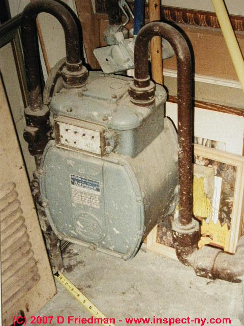 Safety Amp Inspection Of Natural Gas Meters For Home