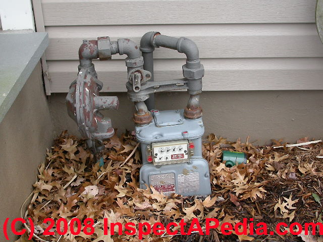 Lp Amp Natural Gas Appliance Shutoff Valves Install Locate