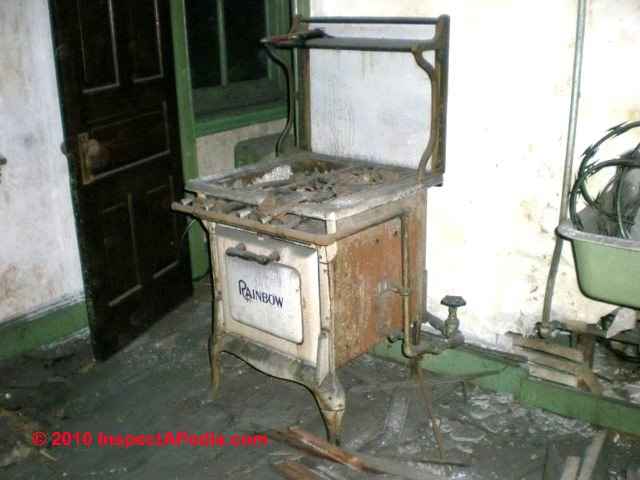 Convert Old Natural Gas Stove To Propane