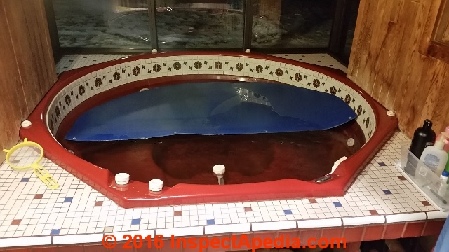 Hot Tub Spa Whirlpool Bath Repair