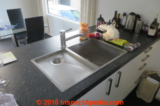 Sink Choices & Materials: Bath Sinks, Kitchen Sinks