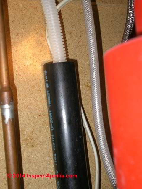 ... Island Sink Garbage Disposer Or Dishwasher Drain Air Gap   May Be  Improper, Unsafe,
