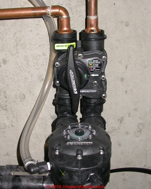 Water Softener Bypass Valve Operation Amp Repair Guide