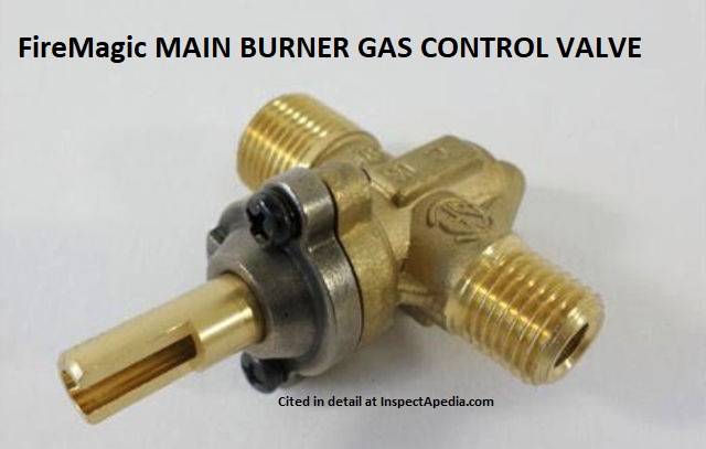 LP & Natural Gas Appliance Shutoff Valves, Install, Locate