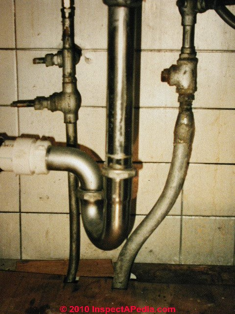 Can Galvanized Pipe Be Used For Drinking Water Uk