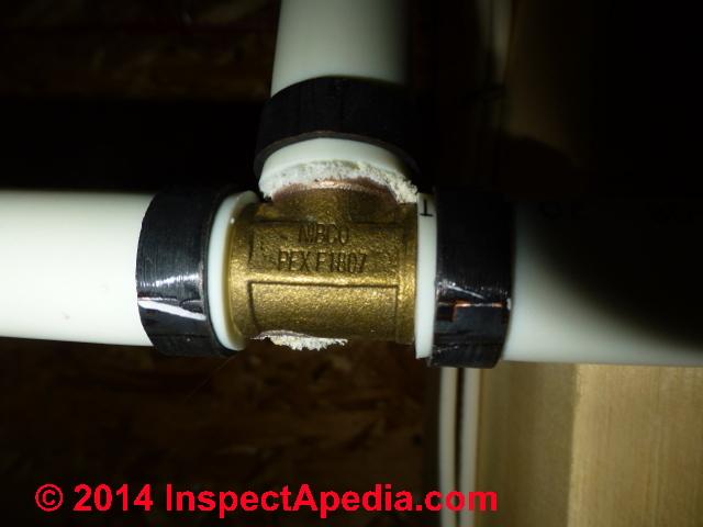 Pex tubing piping cross linked polyethylene
