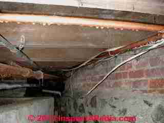 Copper water supply and drain piping inspection repair for Plastic plumbing vs copper