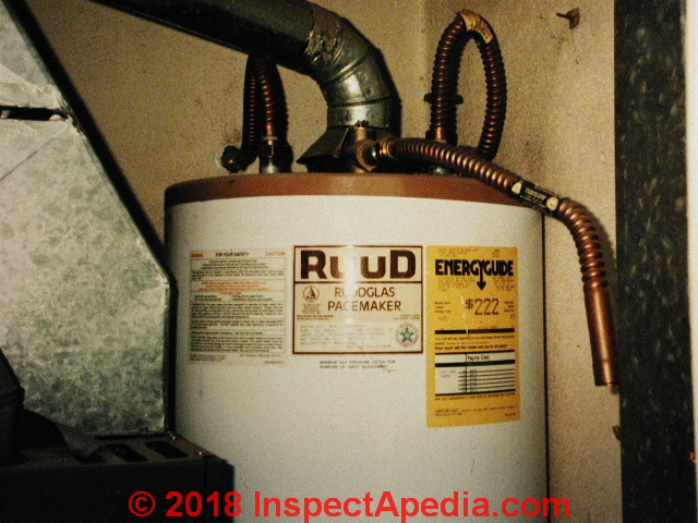 Ruud water heater age manuals company contact information ruud water heater age manuals ccuart Image collections