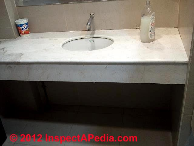 Choosing A Cleaning Roach For Marble Surfaces Or Artifacts