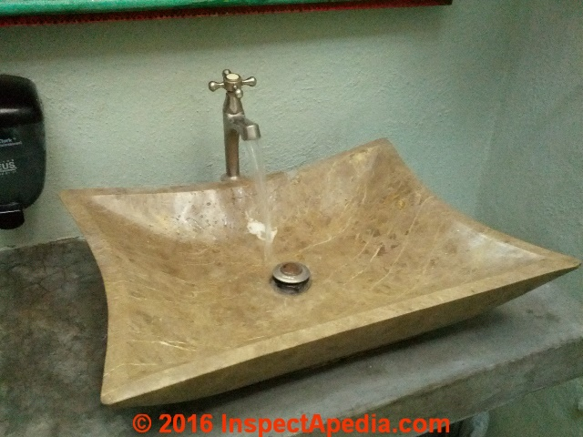 Sink Choices Materials Bath Sinks Kitchen Sinks