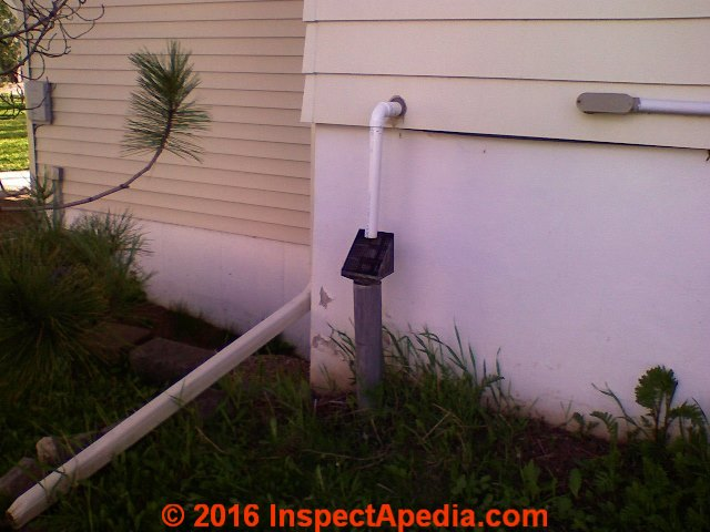 Sump Pump Inspection Repair Guide