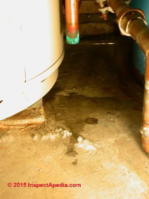 Tpr Relief Valve Discharge Tube Hazards Installation