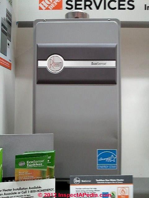 Brilliant Rheem Tankless Water Heater Installation Instant C Daniel Friedman H Throughout Design Inspiration